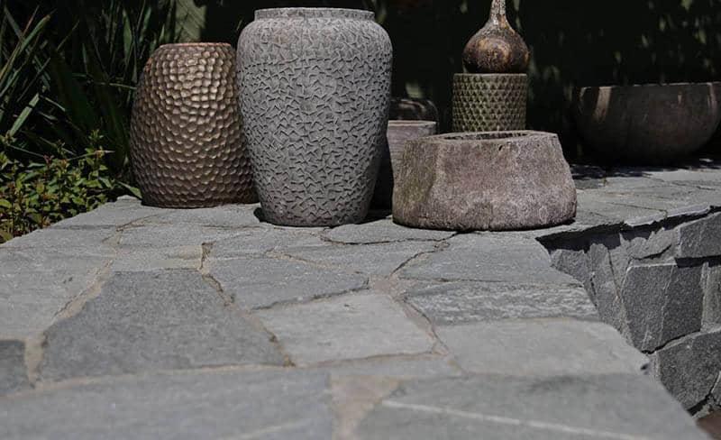 Natuursteen Tegels Tuin : Natuursteen tegels flagstones tegels kwartsiet kavala