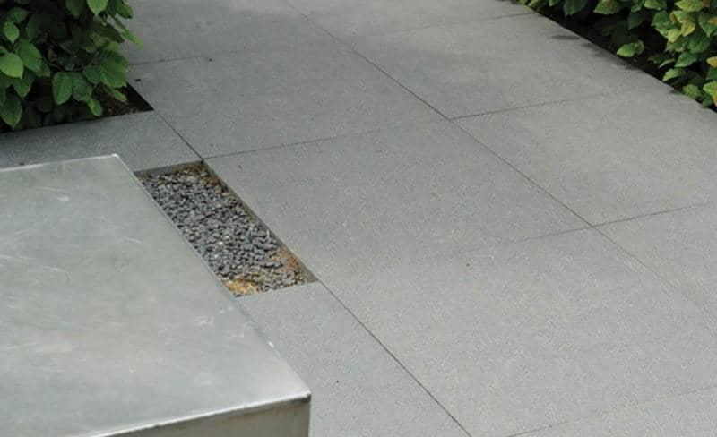 Drainage Tegels 50x50 : Graniet tegels president tegels dark grey 50x50